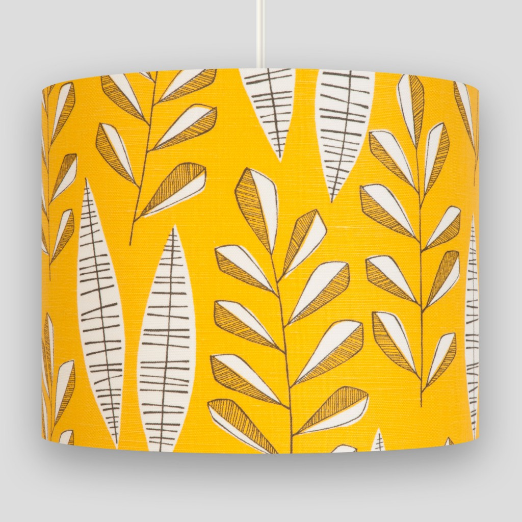 Garden City Sunburst Lampshade