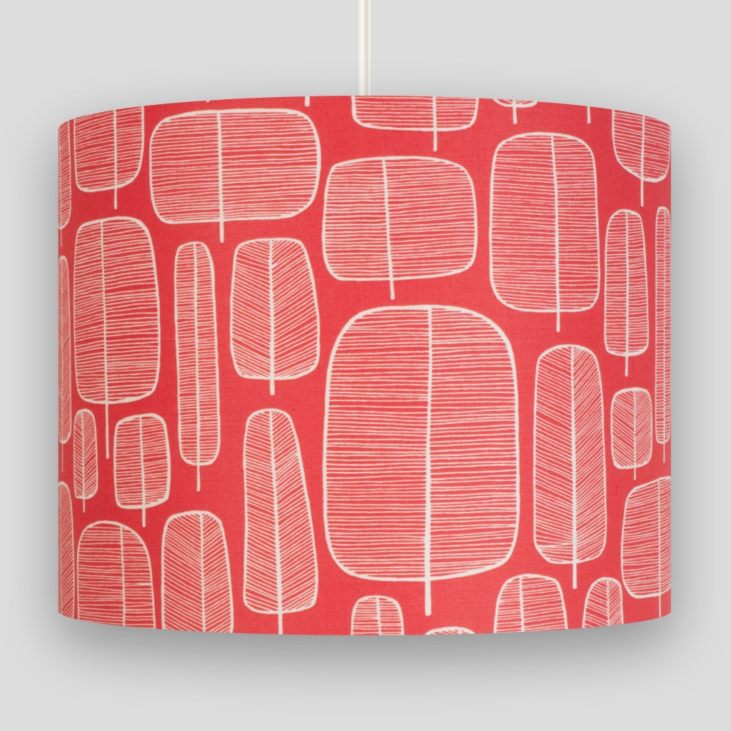 Little Trees Chilli Lampshade