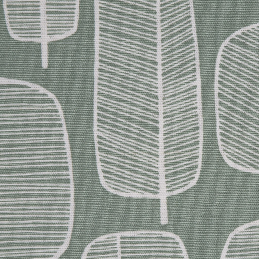 Little Trees English Grey Fabric