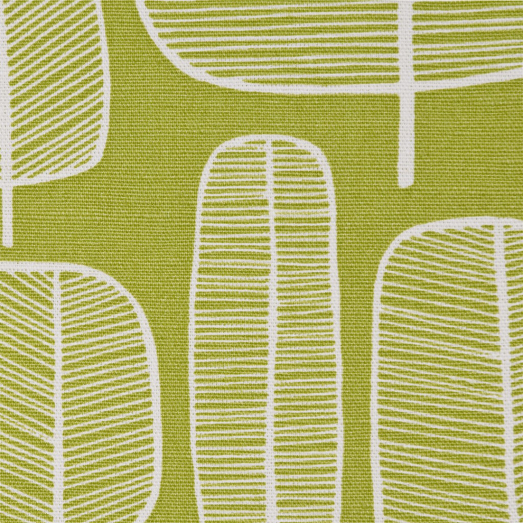 Little Trees Moss Fabric