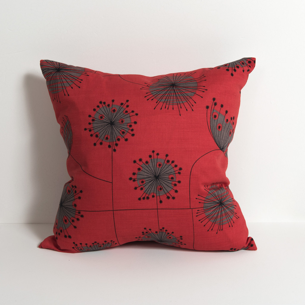 Dandelion Mobile Coral With Storm Cushion