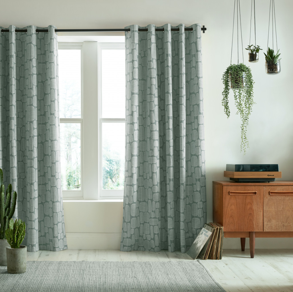 Little Trees Seagrass Curtain