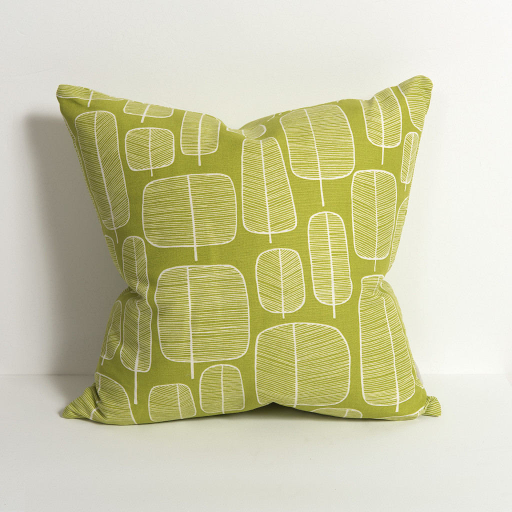 Little Trees Moss Cushion