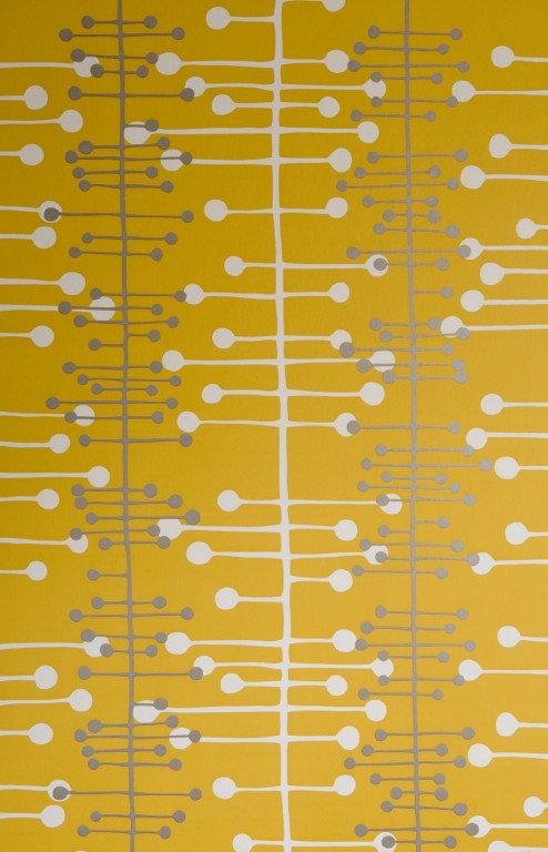 Muscat Yellow Wallpaper