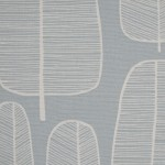 Little Trees London Fog Fabric
