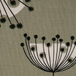 Dandelion Mobile French Grey With White Fabric