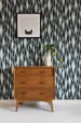 Five Feathers Wallpaper Lifestyle
