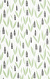 Snowdrops Forest Shade Wallpaper