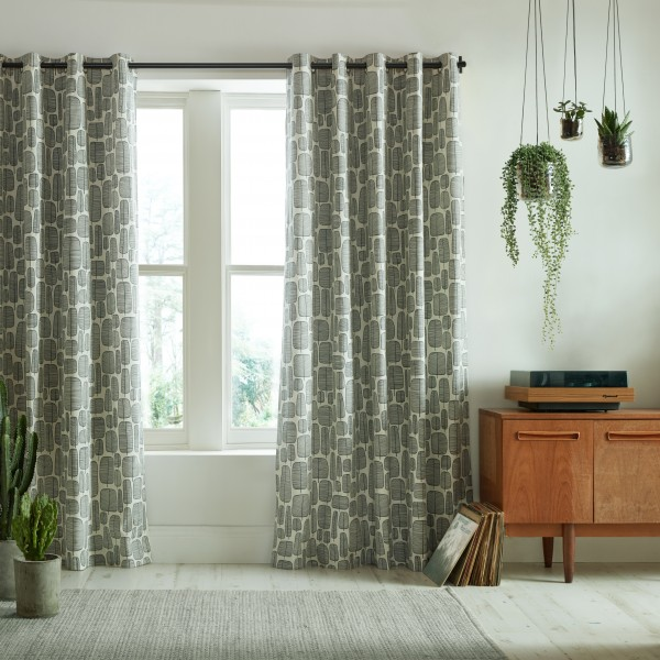 MissPrint ready-made curtains