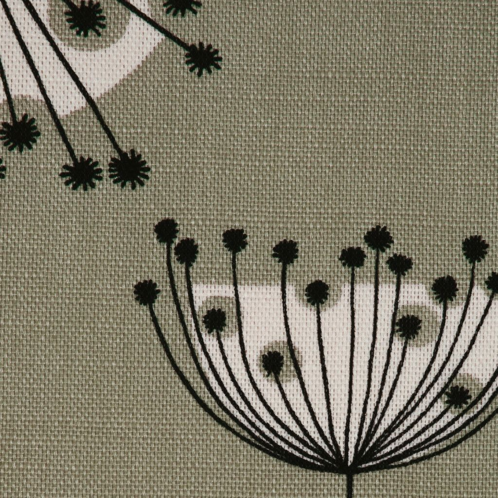 Dandelion Mobile:French Grey with White