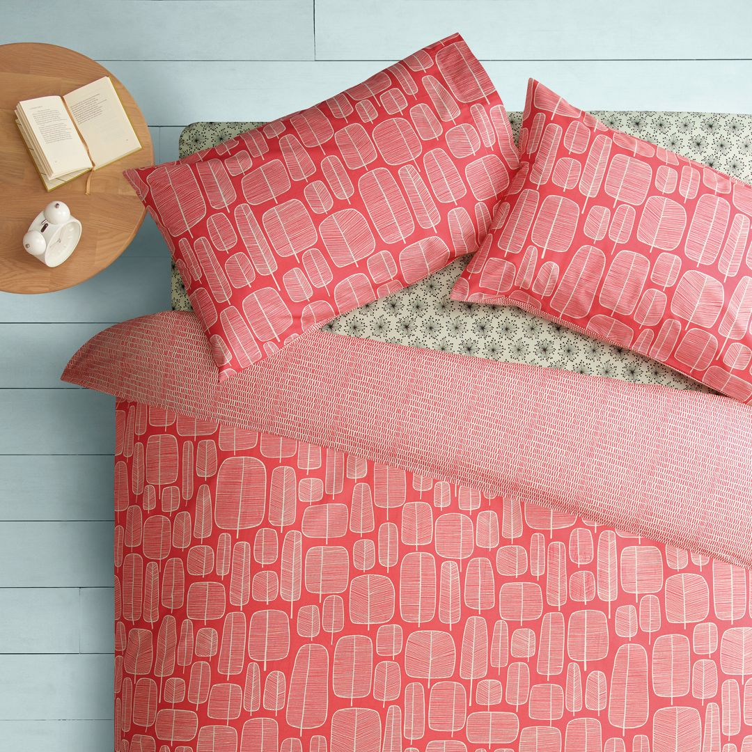 New MissPrint and John Lewis Bedding Range