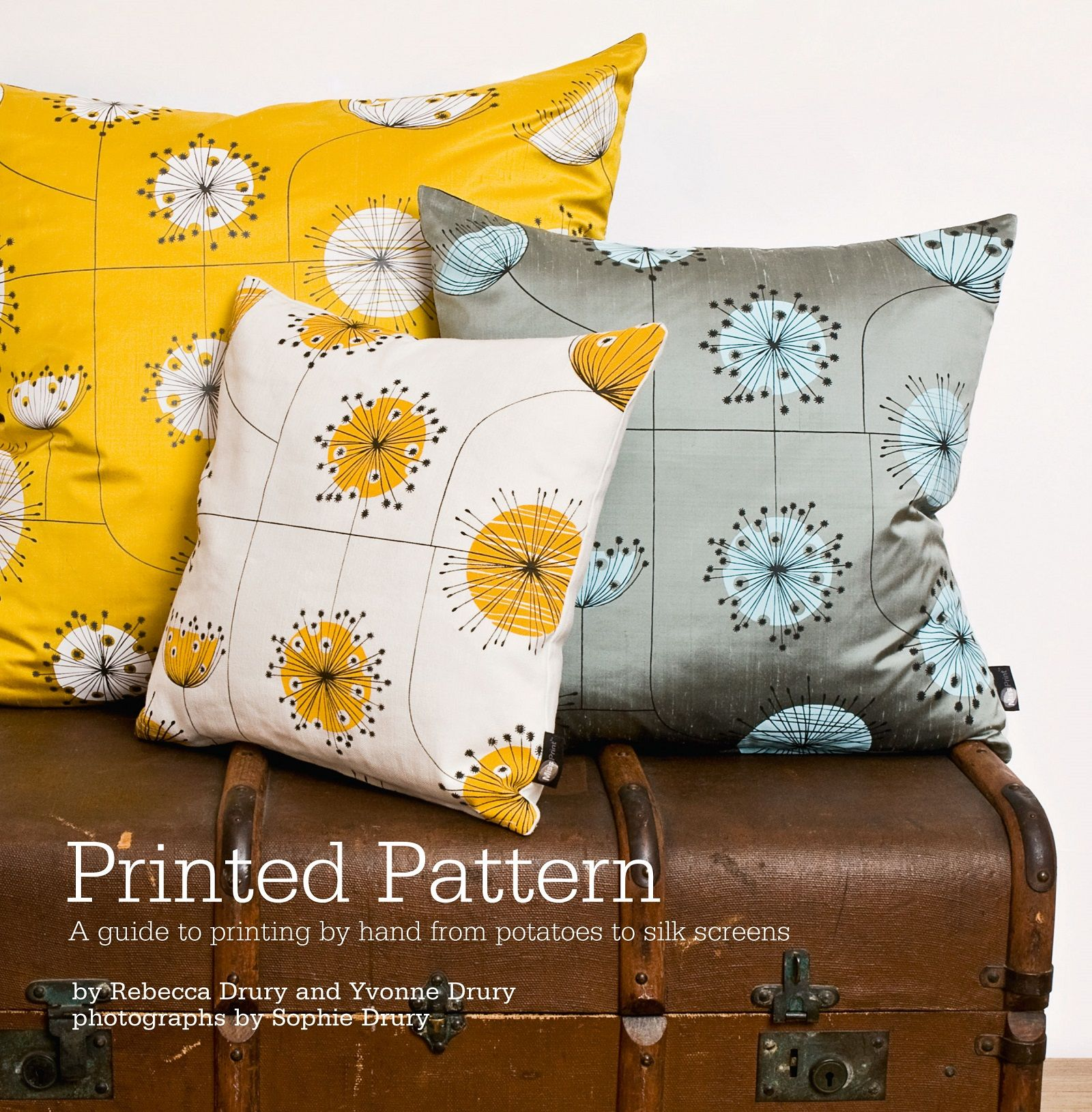 Printed Pattern Book by MissPrint